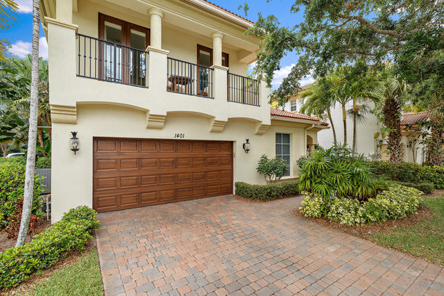 1401 Barlow Court Palm Beach Gardens, FL 33410